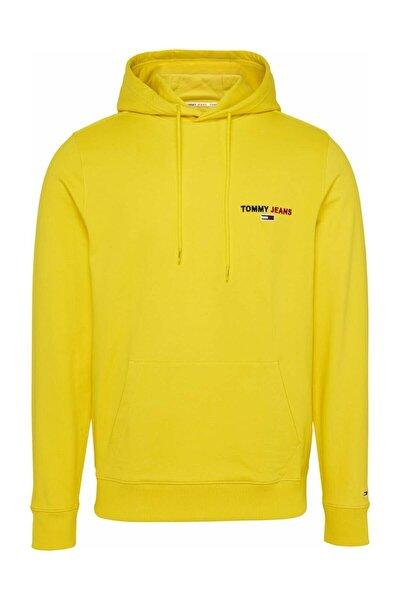 TH Erkek TJM Tommy Chest Graphic Sweatshirt DM0DM08730ZH3