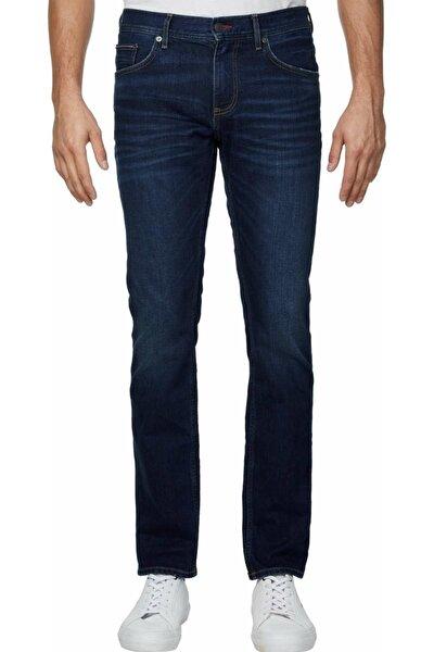 Erkek Slim Bleecker Str Bowie Blue Jeans MW0MW12664