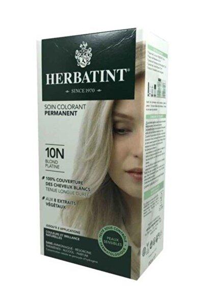 Saç Boyası 10n Blond Platine - Platinum Blonde
