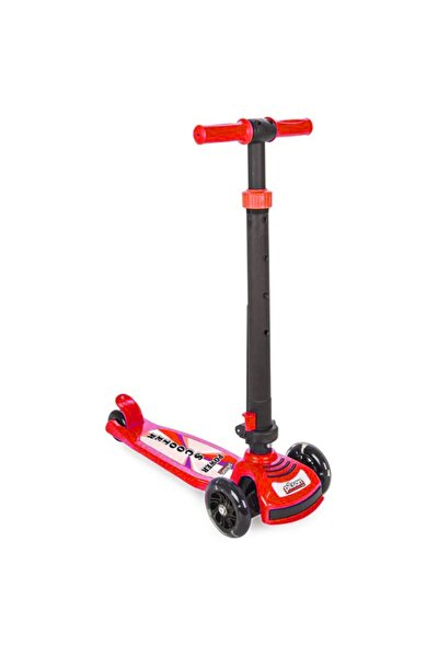 Power Scooter Kırmızı /