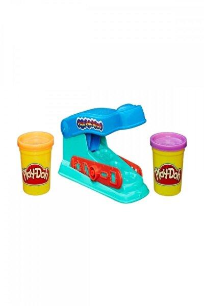 Play-Doh Temel Oyun Hamur Setleri Mini Eğlence Fabrikası +3 Yaş B5554 Pd