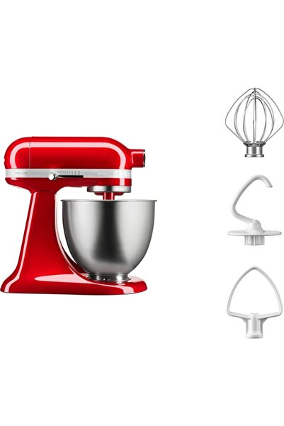 5ksm3311xeca Candy Apple 3.3 Litre Stand Mikseri