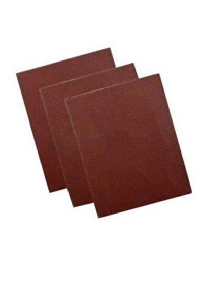 3 adet 150 Numara Zımpara Kağıdı A4 Kağıt Boyutunda
