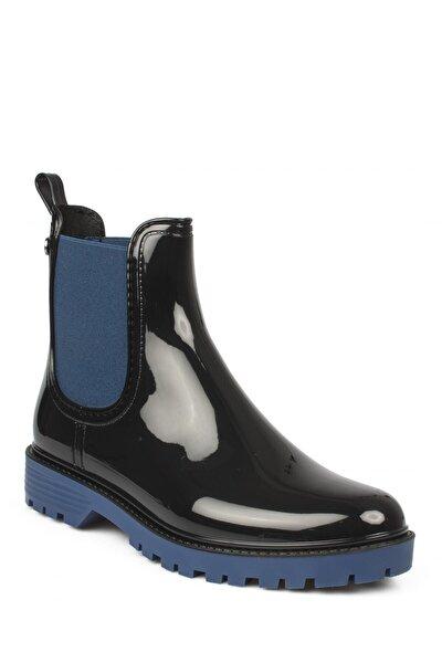 Kadın Siyah Mavi Ayakkabı W10226-050