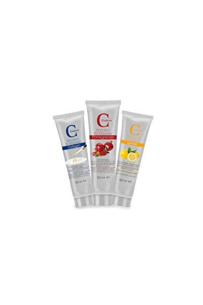 50ml 3'lü (collagen-pomegranate-lemon) Avantaj Paketi