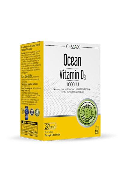 Ocean Vitamin D3 1000'Ii Sprey