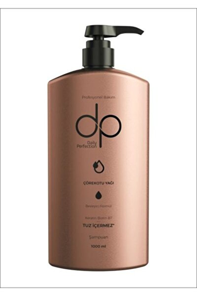 Dp Daily Perfection Tuzsuz-çörekotlu Şampuan 800 Ml