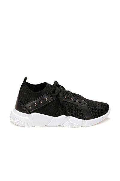 21S-0201FX Siyah Kadın Spor Ayakkabı 101014227