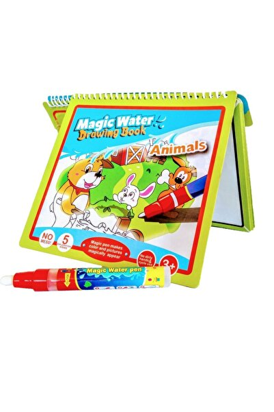 Water Magic Sihirli Kitap Çiftlik 3 Yaş+