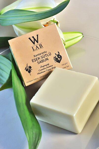 W - Lab Kantaronlu Eşşek Sütü Sabunu