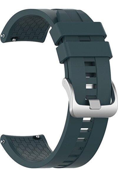 Huawei Gt - Gt 2 - Honor Magic Watch 2 46mm  Uyumlu Akıllı Saat Silikon Kordon