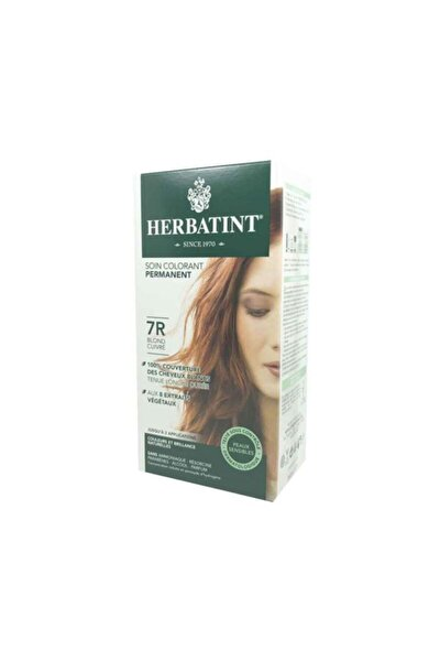 7r Blond Cuivre Copper Blonde Saç Boyası