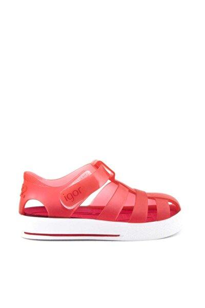 S10171 STAR Kırmızı Unisex Çocuk Sandalet 100434388