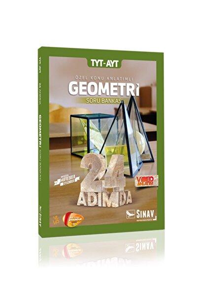Tyt Ayt Geometri 24 Adımda Özel Konu Anlatımlı Soru Bankası