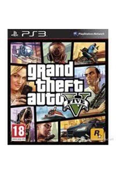 Gta 5 Gta V Grand Theft Auto 5 Ps3 Oyun