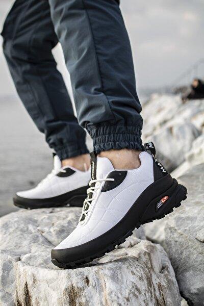 Erkek Beyaz Günlük Spor Ayakkabı