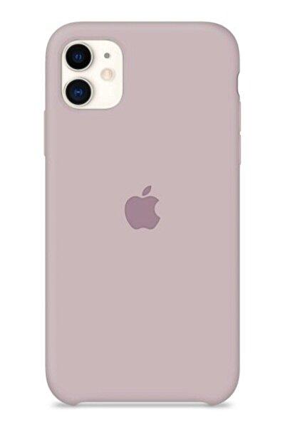 Apple Iphone 12-12 Pro Uyumlu   Logolu Lansman Silikon Kılıf