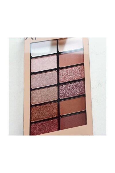 Far Paleti Eyeshadow 12.5 gr 12'li