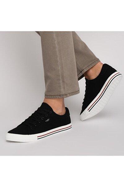 224554 Siyah Erkek Sneaker 100297542