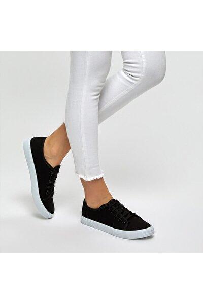 91.313424.Z Siyah Kadın Sneaker Ayakkabı 100377018