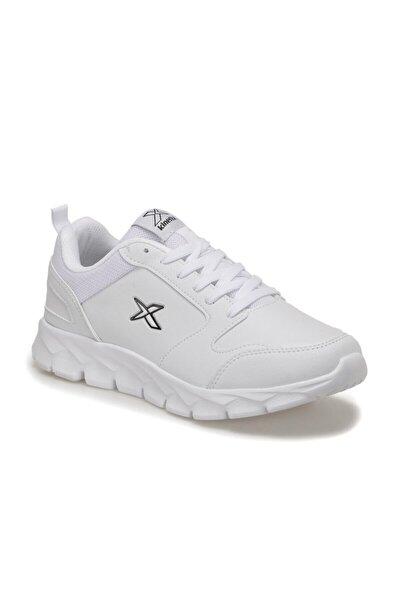 Beyaz Kadın Koşu & Antrenman Ayakkabısı OKA PU W