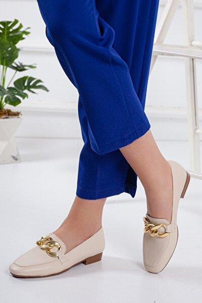 Kadın Vizon Günlük Ayakkabı Lofer