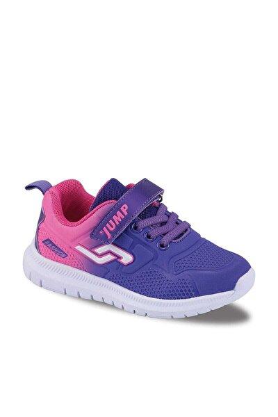 Mor Fusya Çocuk Spor Ayakkabı