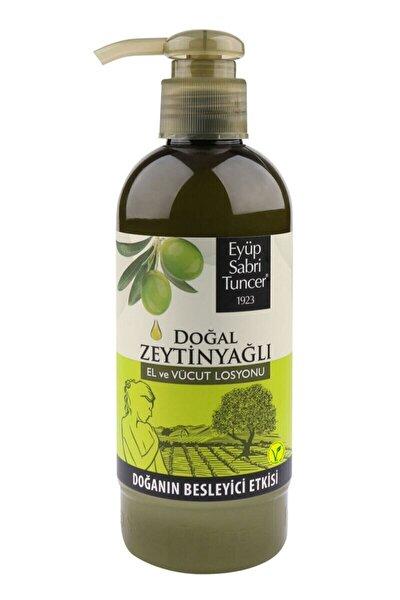 Doğal Zeytinyağlı El Ve Vücut Losyonu 250 ml