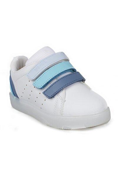 Çocuk Beyaz Işıklı Ayakkabı 220.b21y212