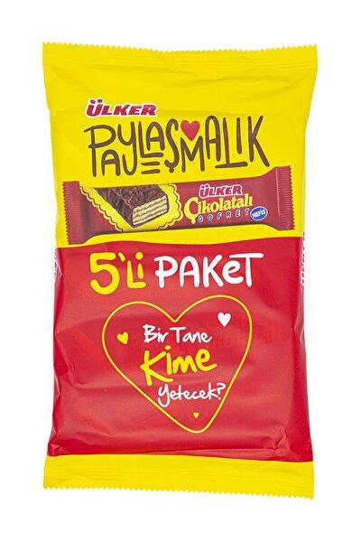 Çikolatalı Gofret 5'li Paket