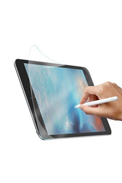 Ipad 8. Nesil Uyumlu 10.2 Inç Nano Kırılmaz Ekran Koruyucu Kırılmaz Şeffaf Cam Koruyucu Tam Uyumlu