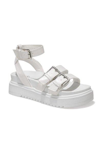 PANSY 1FX Beyaz Kadın Sandalet 100911359