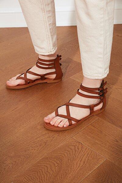 Taba Kadın Sandalet TAKSS21SD0008