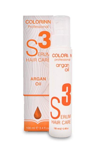 S3 Argan Yağlı Saç Bakım Serumu 100 ml