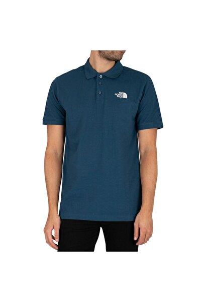 Erkek Mavi M Calpine Polo Outdoor Tişört Nf0a4m8kbh71
