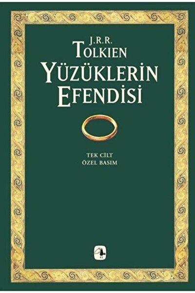 Yüzüklerin Efendisi Tek Cilt Özel Basım John Ronald Reuel Tolkien