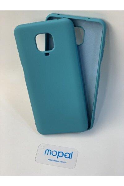 Xiaomi Redmi Note 9 Pro Mavi Lansman Kılıf