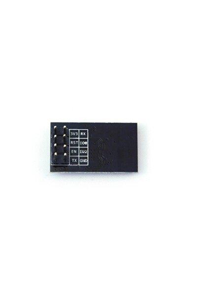 Esp8266 Esp-01s Wifi Serial Alıcı Verici Modülü
