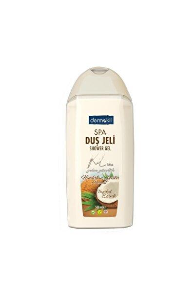 Spa Duş Jeli Vanilya Ve Badem Sütü 500 ml