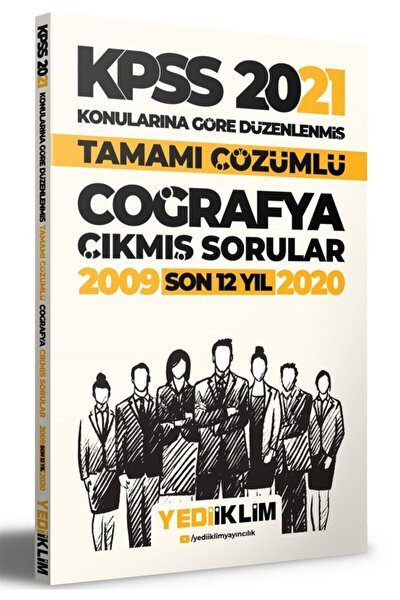 2021 Kpss Genel Kültür Coğrafya Konularına Göre Tamamı Çözümlü Çıkmış