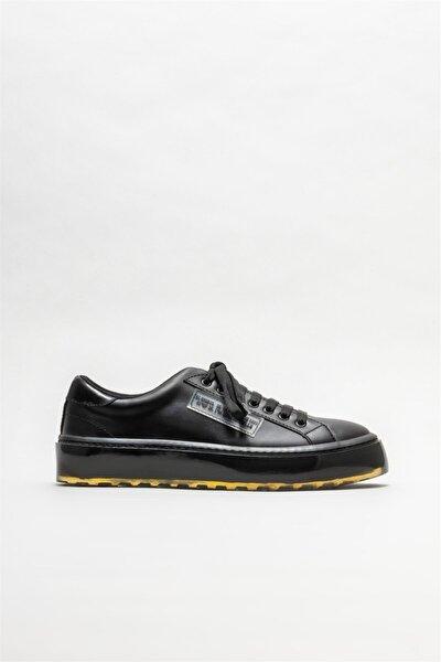 Siyah Erkek Spor Ayakkabı
