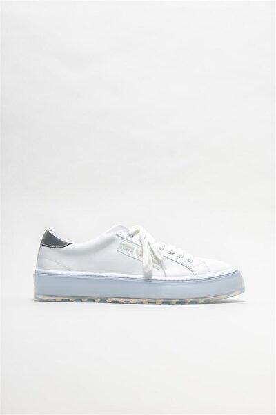 Beyaz Erkek Spor Ayakkabı