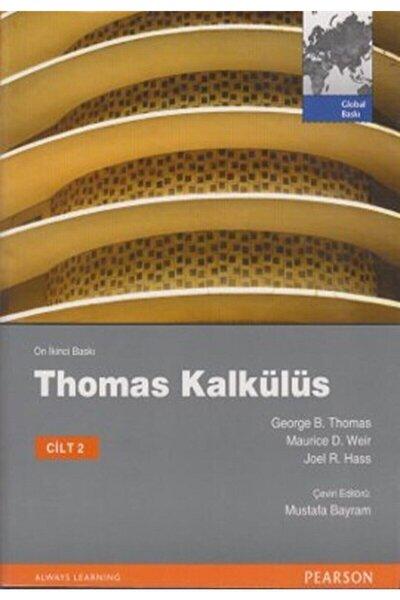 Thomas Kalkülüs Metrik Baskı Cilt 2