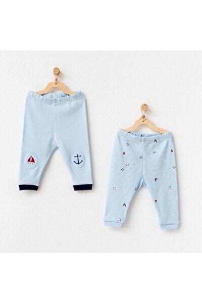 21605 Erkek Bebek 2 Li Pantolon