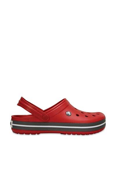 Unisex  Kırmızı Crocband Sandalet Cr0320