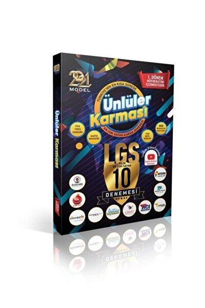 Lgs 1.dönem 10 Farklı Yayın 10 Farklı Tekrar Deneme