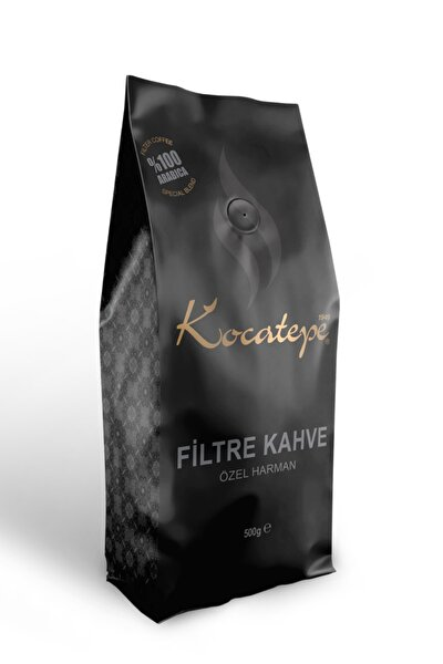 Kahve Filtre Kahve Özel Harman 500 gr