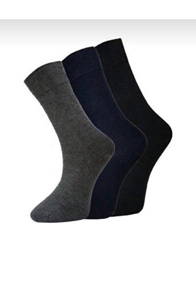 Jateks 12'li Asorti Erkek Çorap