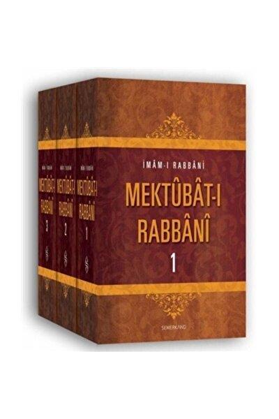 Mektubat-ı Rabbani 3 Kitap Takım - Imam-ı Rabbani-afsem Pazarlama