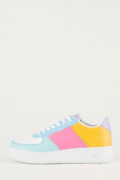 Bağcıklı Sneaker Ayakkabı